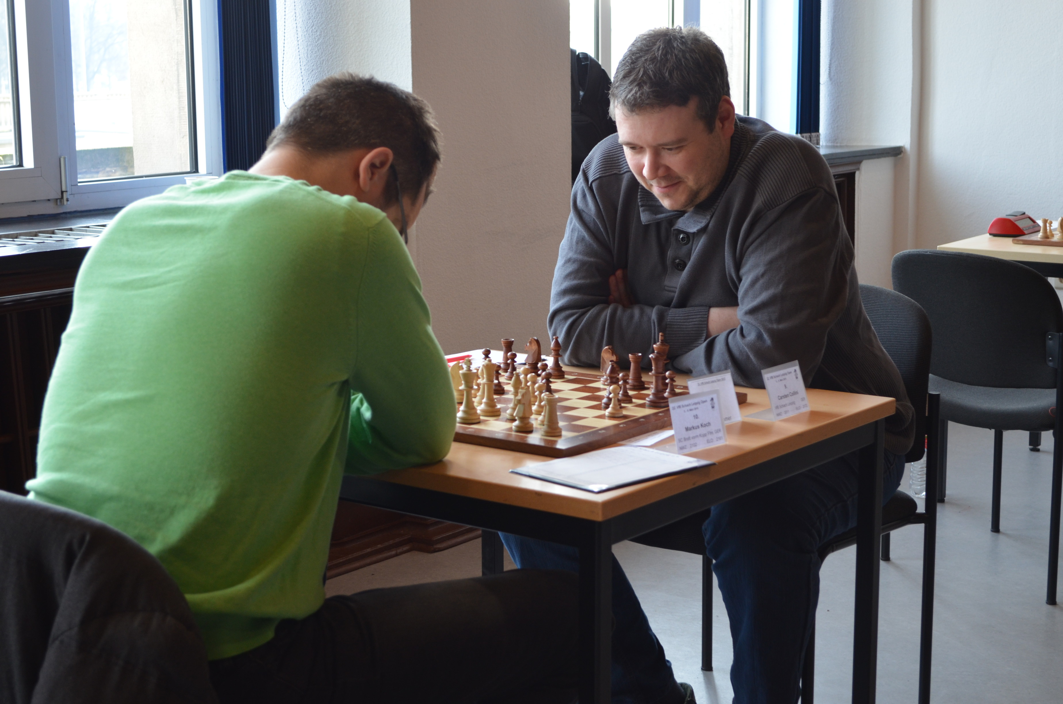 Turnierkalender Schach